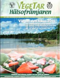 2-2016-Vegetaren/Hälsofrämjaren