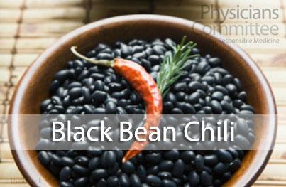 Chili på svarta bönor
